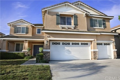 Eastvale Single Family Home For Sale: 13967 Blue Ribbon Lane