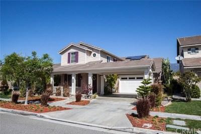 Rancho Cucamonga Single Family Home For Sale: 12780 Spring Mountain Drive