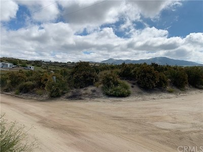 Hemet Residential Lots & Land For Sale: Hobbiton