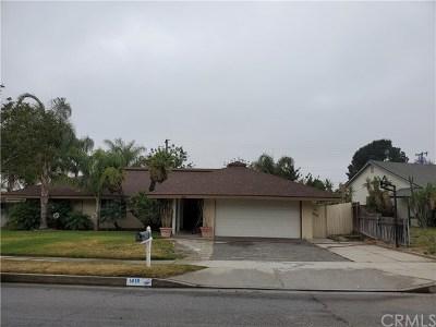 Rialto Single Family Home For Sale: 1418 Terrace Road