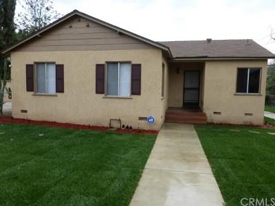 Covina Multi Family Home For Sale: 1375 N Sunflower Avenue