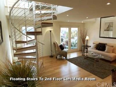 Orange County Rental For Rent: 1826 W Balboa Boulevard