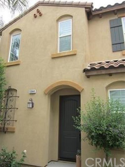 Eastvale Condo/Townhouse For Sale: 5944 Ginger Drive