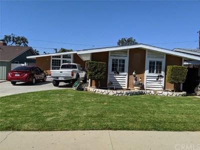 La Habra Single Family Home For Sale: 521 N College