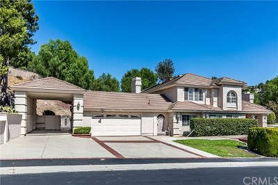 Walnut Single Family Home For Sale: 20445 Holcroft Drive