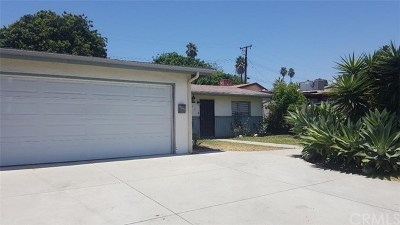 Rowland Heights Single Family Home For Sale: 1455 Destoya Avenue