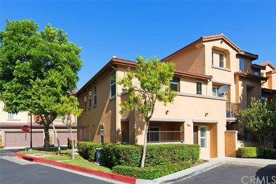 Chino Hills Condo/Townhouse For Sale: 17871 Shady View Drive #601