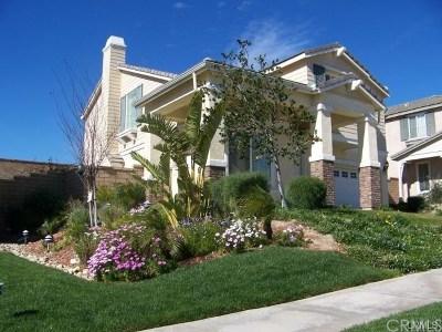 Rancho Cucamonga CA Single Family Home For Sale: $589,000