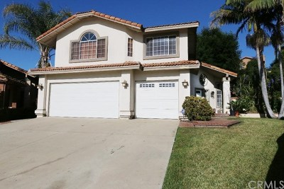 Chino Hills Single Family Home For Sale: 13332 Keystone Court