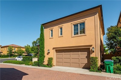 Irvine Single Family Home For Sale: 64 Maple Ash