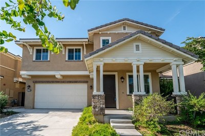 Rancho Cucamonga Single Family Home For Sale: 9522 Harvest Vista Drive