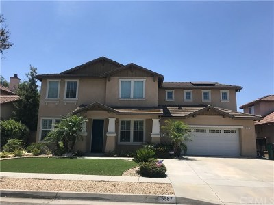 Chino Single Family Home For Sale: 6587 Lunt Court