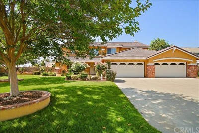 Chino Single Family Home For Sale: 6610 Encina Court