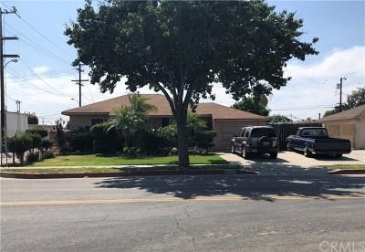 Pico Rivera Single Family Home For Sale: 4549 Durfee Avenue