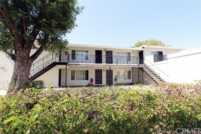 Fullerton Multi Family Home For Sale: 300 N Mountain View Place