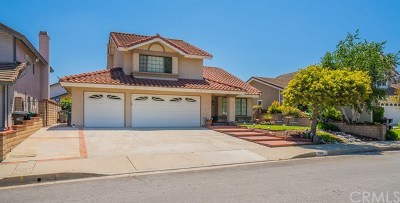 Single Family Home For Sale: 1306 Crestmont Drive