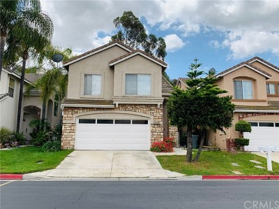 Chino Hills Single Family Home For Sale: 2739 Pointe Coupee