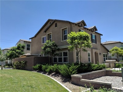 Chino Single Family Home For Sale: 8630 Founders Grove Street