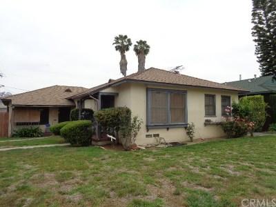 Monterey Park Multi Family Home For Sale: 1266 Dorner Drive