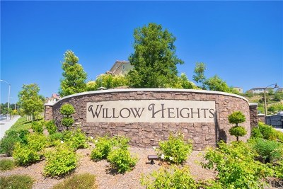 Diamond Bar Single Family Home For Sale: 21110 Willow Heights Drive