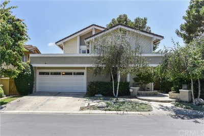 Irvine Single Family Home For Sale: 4872 Corkwood Lane