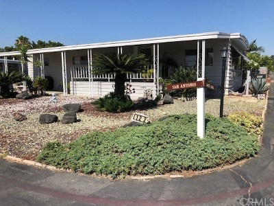 Glendora Single Family Home For Sale: 1630 S Barranca Avenue #122