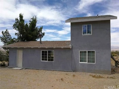 Lucerne Valley Multi Family Home For Sale: 31576 Emerald Road