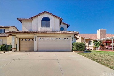 Chino Single Family Home For Sale: 5482 Union Court