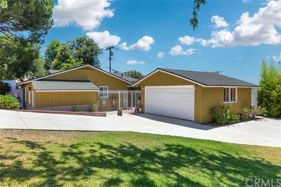 Pasadena Single Family Home For Sale: 1230 Coronet Avenue