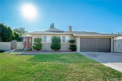 Pico Rivera Single Family Home For Sale: 7447 Pico Vista Road