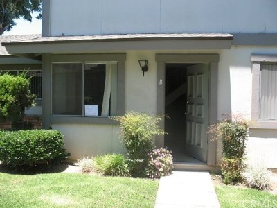 Santa Ana Condo/Townhouse For Sale: 1719 Normandy Place #38