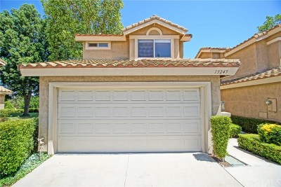 Chino Hills Condo/Townhouse For Sale: 13245 Setting Sun Court