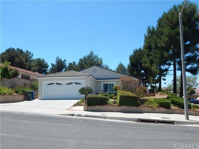 Rowland Heights Single Family Home For Sale: 2303 Hillman Lane