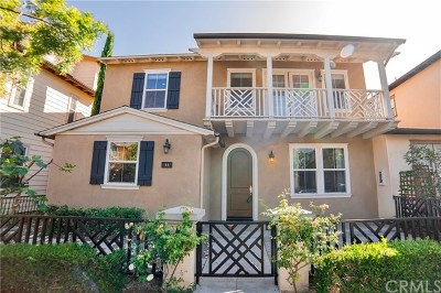 Tustin Condo/Townhouse For Sale: 215 Liberty Street