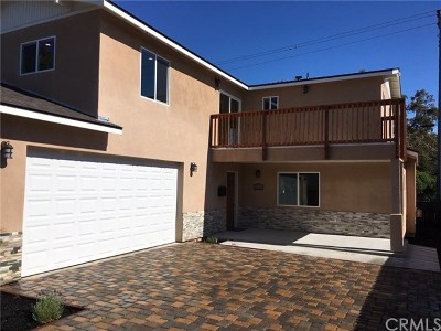 Avila Beach, Pismo Beach, San Luis Obispo Single Family Home For Sale: 585 Branch Street