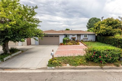 Rowland Heights Single Family Home For Sale: 1736 Santa Ysabela Drive