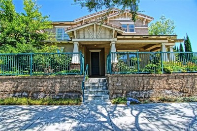 Fullerton Single Family Home For Sale: 1228 Starbuck Street