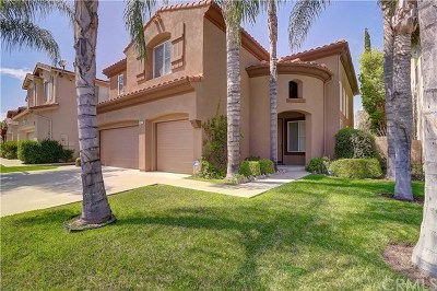 Chino Hills Single Family Home For Sale: 5020 Heritage Drive
