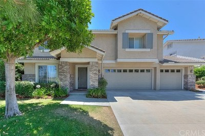 Chino Hills Single Family Home For Sale: 5661 Pine Avenue