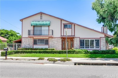 West Covina Single Family Home For Sale: 1128 S California Avenue