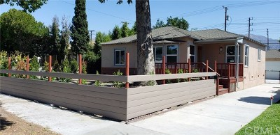 Burbank Single Family Home For Sale: 320 N Glenwood Place