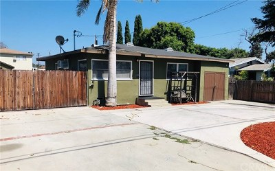 Whittier Rental For Rent: 8338 Jackson Place