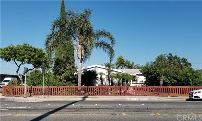 Single Family Home For Sale: 13012 Edwards Street
