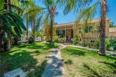 La Puente Multi Family Home Active Under Contract: 13552 Alanwood Road