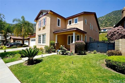 Azusa Single Family Home For Sale: 17 Turning Leaf