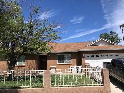 Corona Single Family Home For Sale: 910 Aquamarine Lane