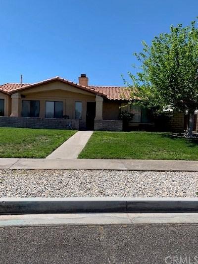 Helendale Single Family Home For Sale: 14573 Schooner Drive