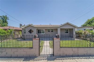 San Gabriel Multi Family Home For Sale: 304 E Angeleno Avenue