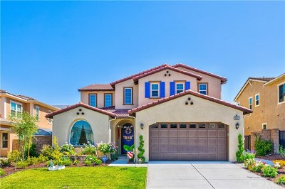 Chino Hills Single Family Home For Sale: 5969 Nisa Drive