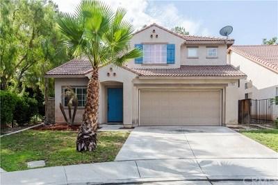 Corona Single Family Home For Sale: 2951 Lombardy Lane